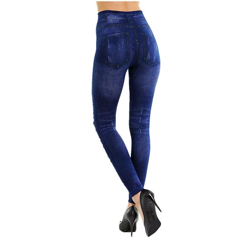 Seamless Jeans Legging