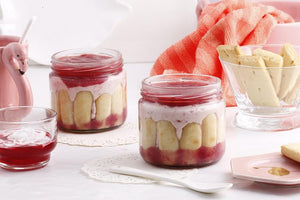Strawberry Cream Cheese Jar
