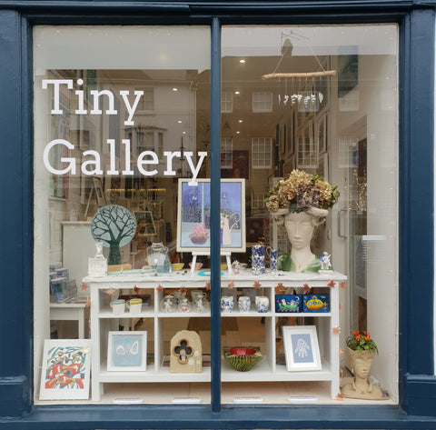 Tiny Gallery Summer Exhibition 2019 – Tales from our Town and Beyond