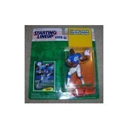 1994 Lorenzo White NFL Starting Lineup Figure Houston Oilers