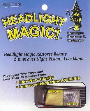Headlight Magic! Single Kit