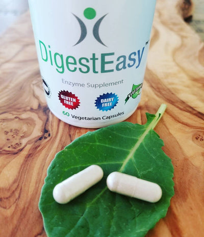 DigestEasy Enzymes - 60 count