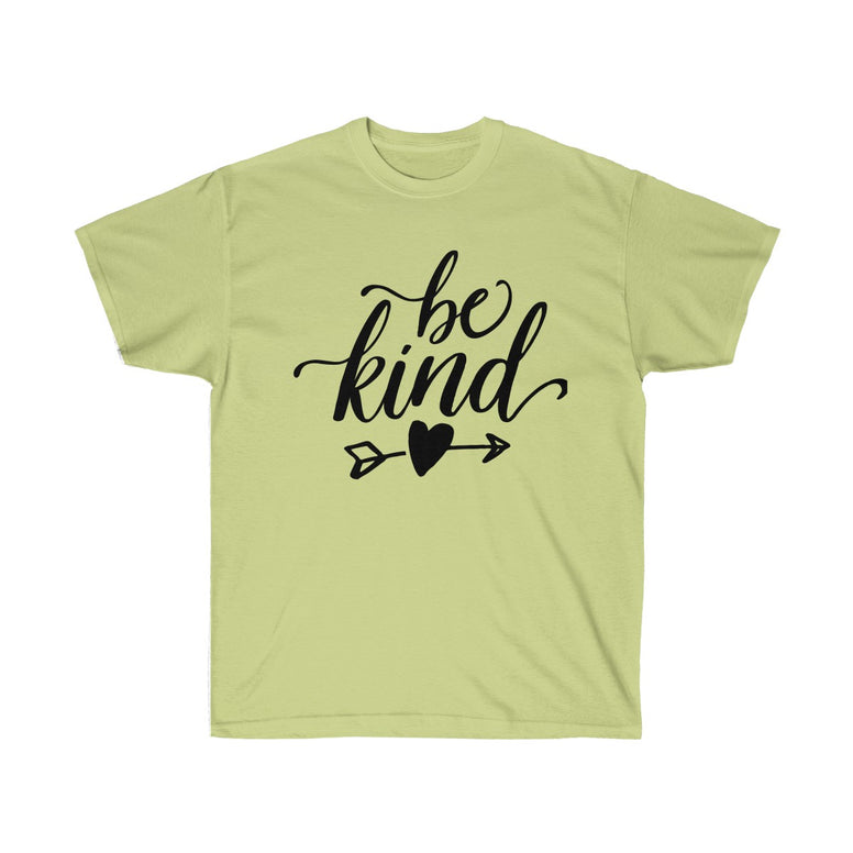 Be Kind Ultra Cotton Tee - Rising Star Leggings