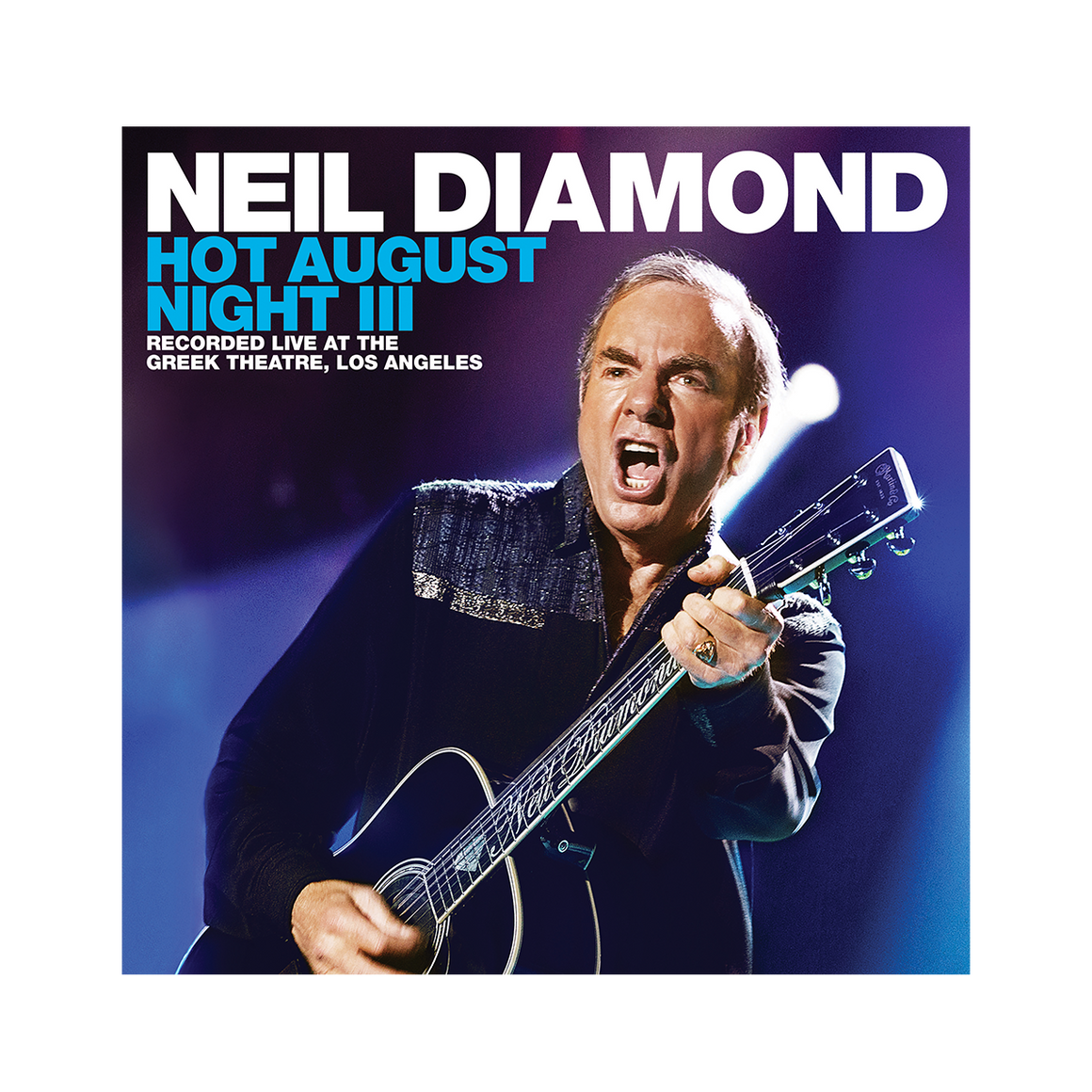 Hot August Night III 2 CD-Neil Diamond