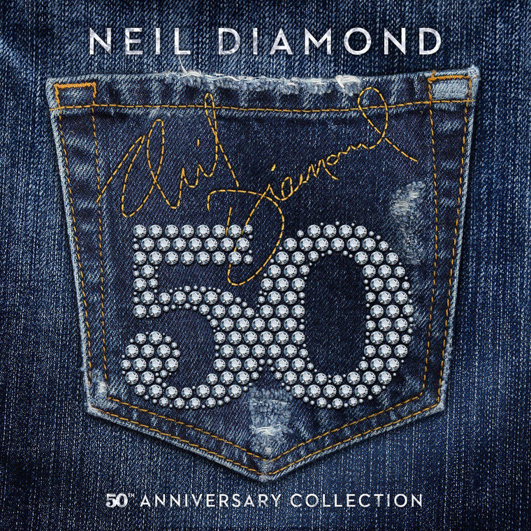50th Anniversary Collection (3 CD Set)-Neil Diamond