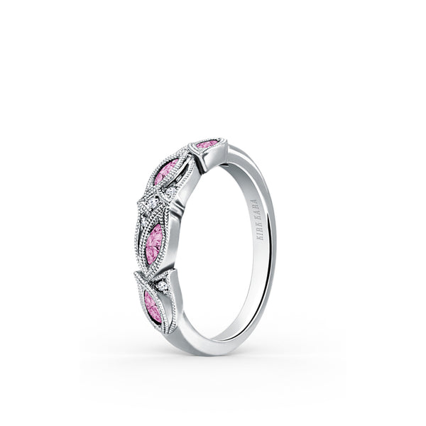 Kirk Kara Wedding band K155PD-B