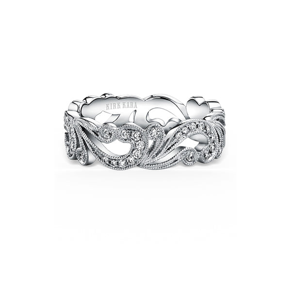 Kirk Kara Wedding band SS6967-B