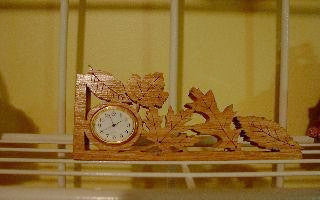 Leaf Clock/Frame Design 2