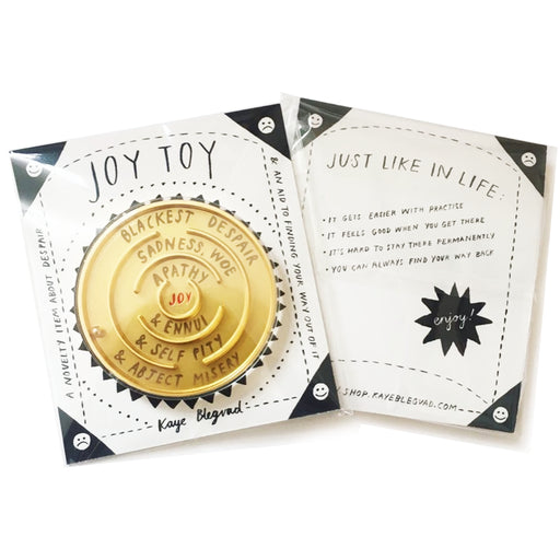 Joy Toy, Kaye Blegvad