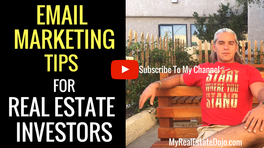 Email Marketing Tips For Real Estate Investors