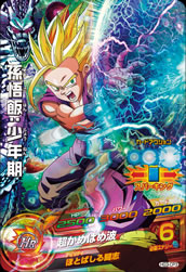 DRAGON BALL HEROES HG3-CP3