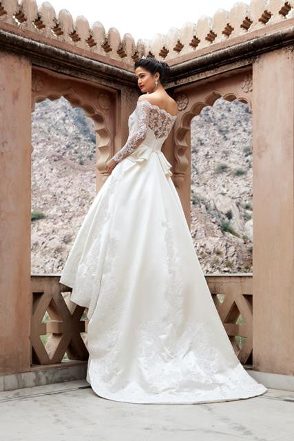 Christian Wedding Gown