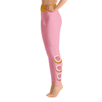 Pink Citrus Leggings