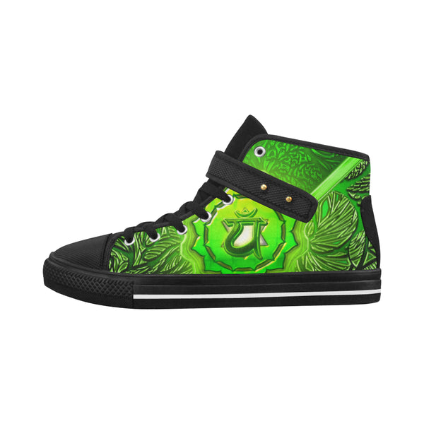 Heart Chakra Anahata Aquila Strap MEN'S Shoes