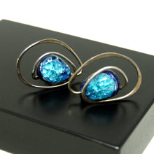 Elsa Freund Earrings - American Modernist - Elsaramics