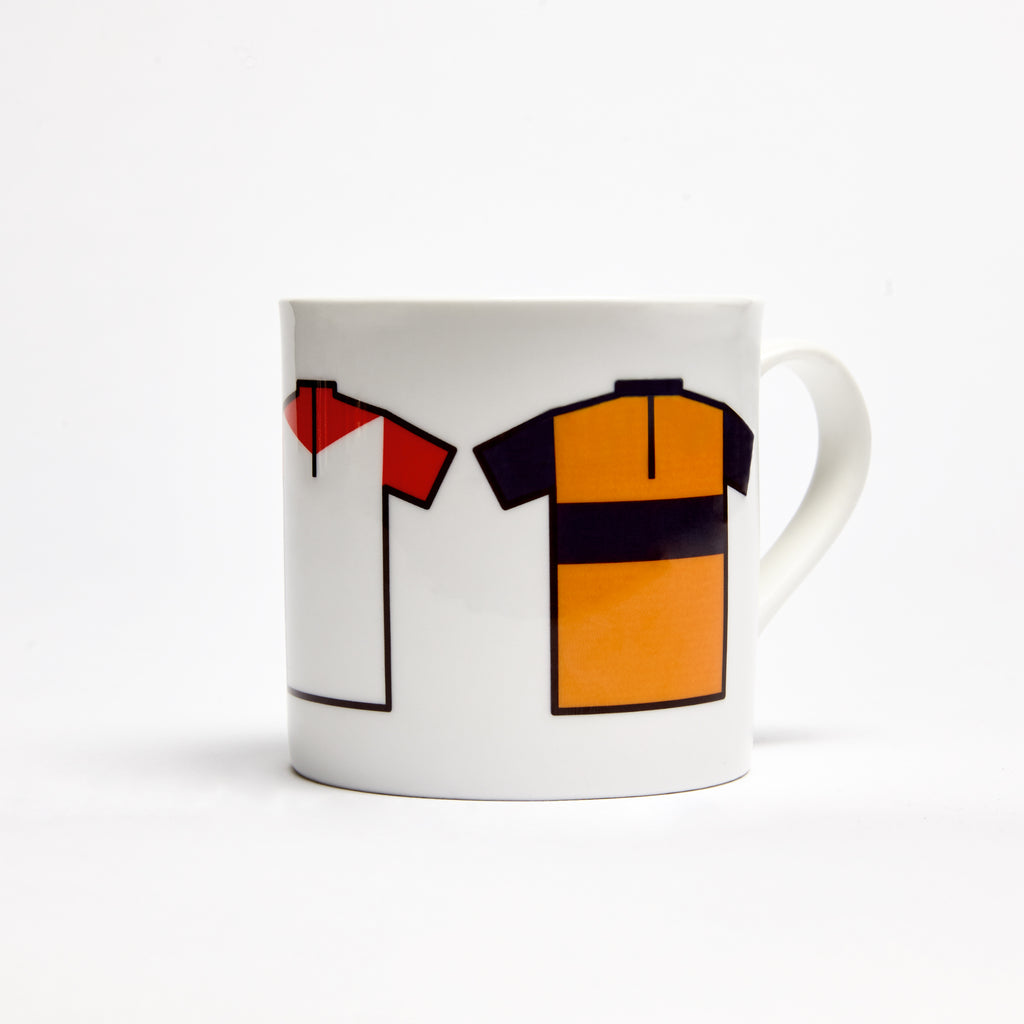 Cyclist 'Heroes' Mug: The Cannibal