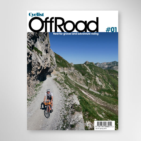 Cyclist Off-Road Magazine Issue 1