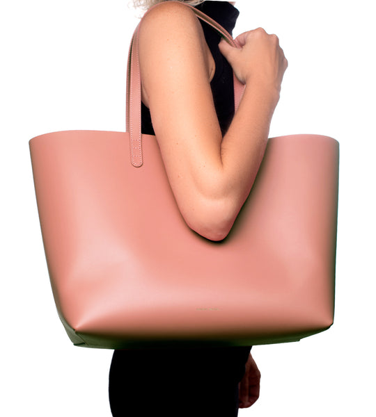 Large Tote Blush