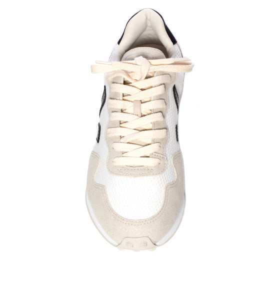 SDU Hexa White and Black Sneaker