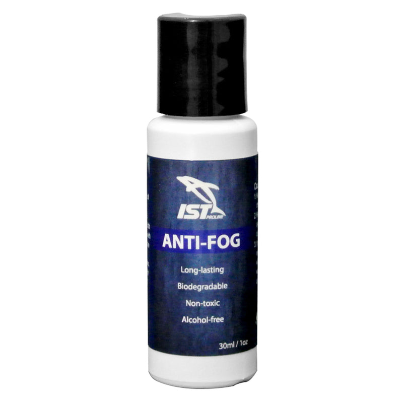 One-ounce bottle of scuba mask anti-fog gel