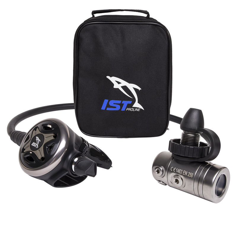 IST Premium Balanced Diaphragm DIN Style Antifreeze Regulator Bundle