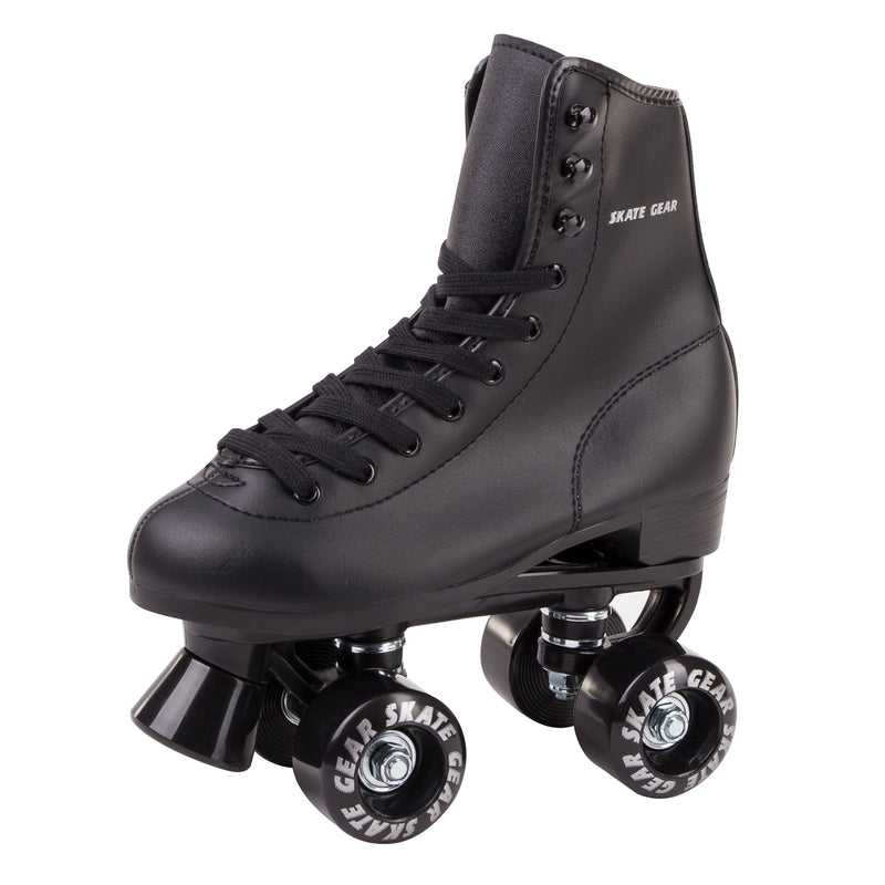Skate Gear Speedy All-Purpose Indoor Outdoor Roller Skate Soft Leather