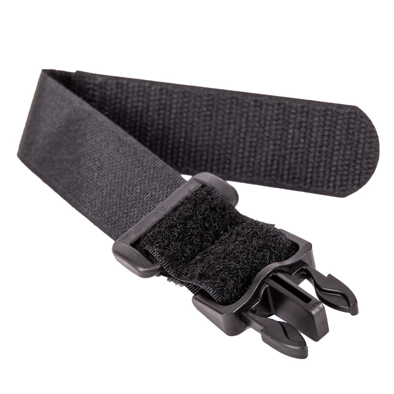 Gear Keeper Fabric Fastener Strap with Male Buckle