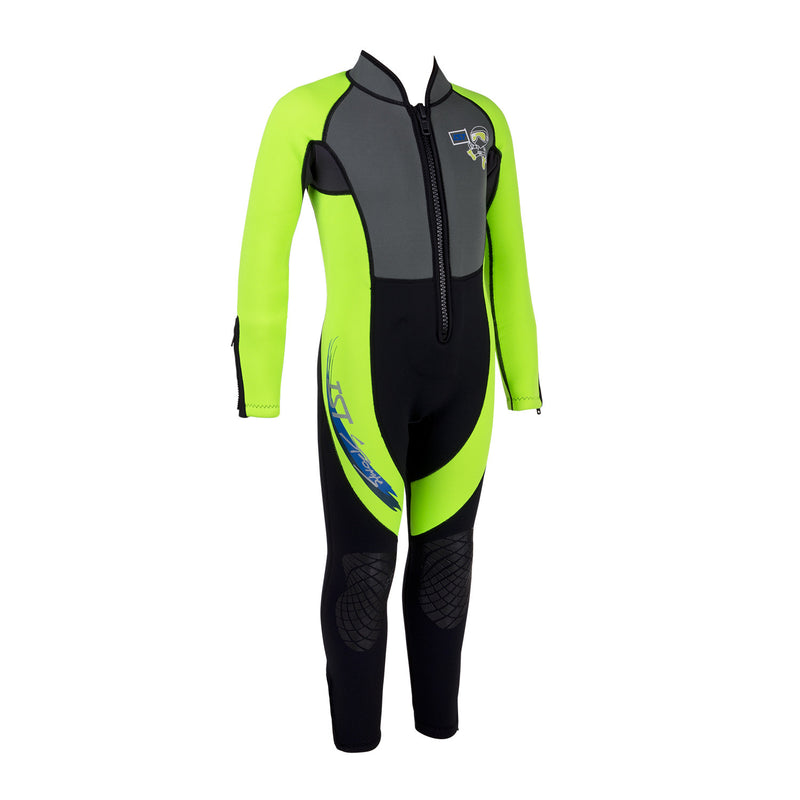 IST WSK-80 Kids 3mm Full Length Wetsuit with Super Stretch Panels