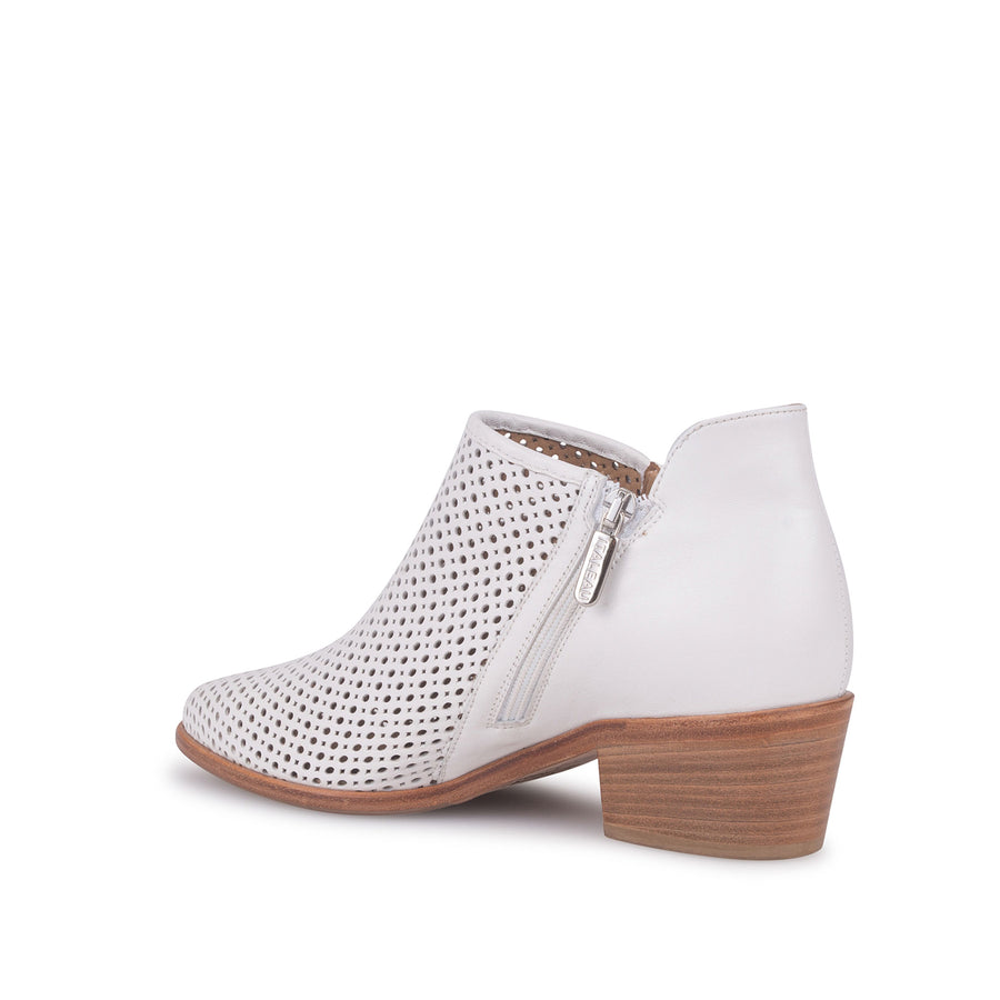 Saria Leather Booties