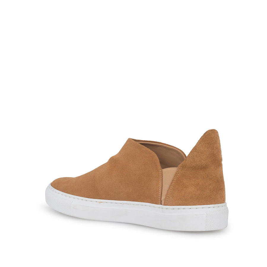 Zola Suede Slip Ons