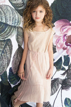 Blush Swing Dress - Kids Wholesale Boutique Clothing, Dress - Girls Dresses, Yo Baby Wholesale - Yo Baby