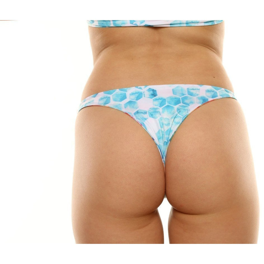 Elysian Swim Bottoms Balmy Bottoms - Blossom/Vitamin Sea
