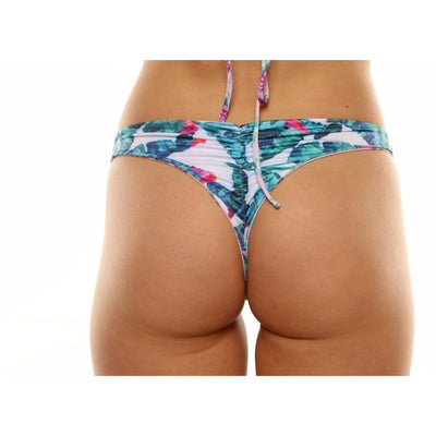 Elysian Swim Bottoms Tropico Bottoms - Palm Bloom/Pineapple