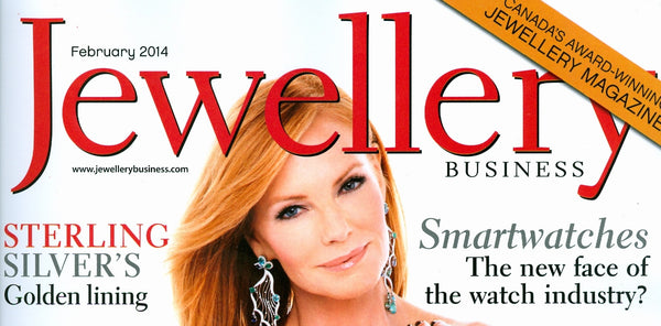 JEWELLERY BUSINESS, FEBRUARY 2014