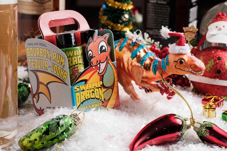 Holiday Gift Guide: Swamp Dragon Makes Eating Fun!