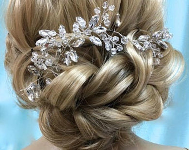 Boho Hair Vine For Wedding or Special Occasion