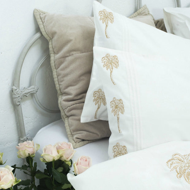 Palmier Pillow Cases (Pair)