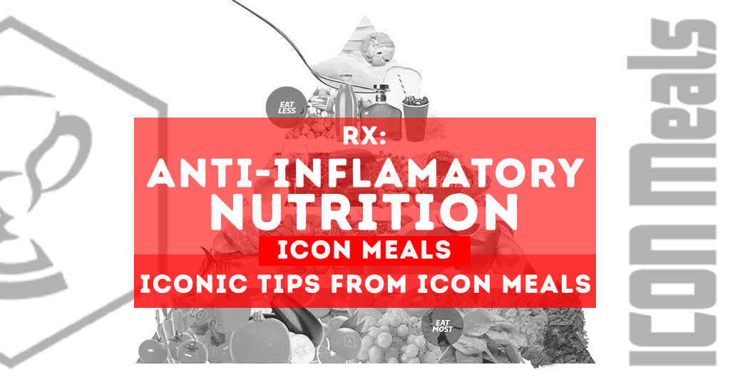 Rx: Anti-Inflamatory Nutrition