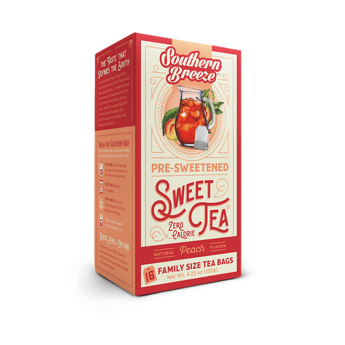 Peach Iced Sweet Tea
