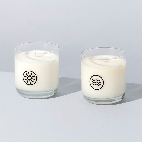 Two Candles in complementary scents - Funraise
