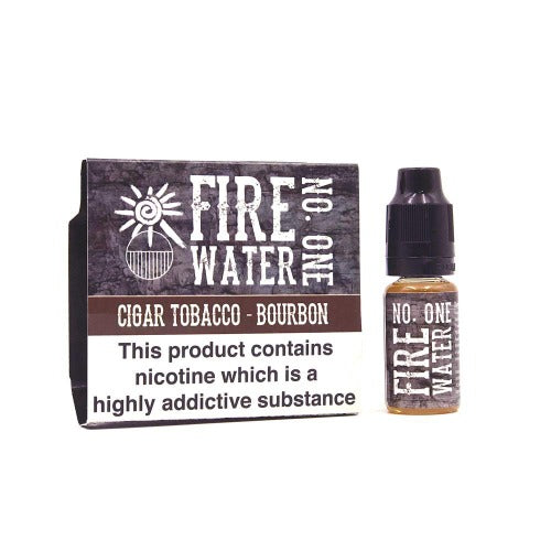 Firewater No.One 3 x 10ml Pack