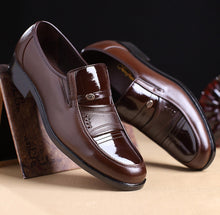 men's leather shoes high quality
