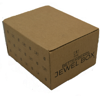 The BetterBerri Jewel Box Three Month Subscription