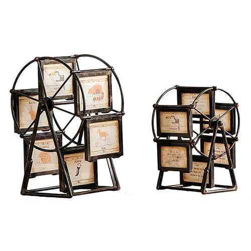 Vintage Rotating Ferris Wheel Photo Frames Unique Home Decor Gifts