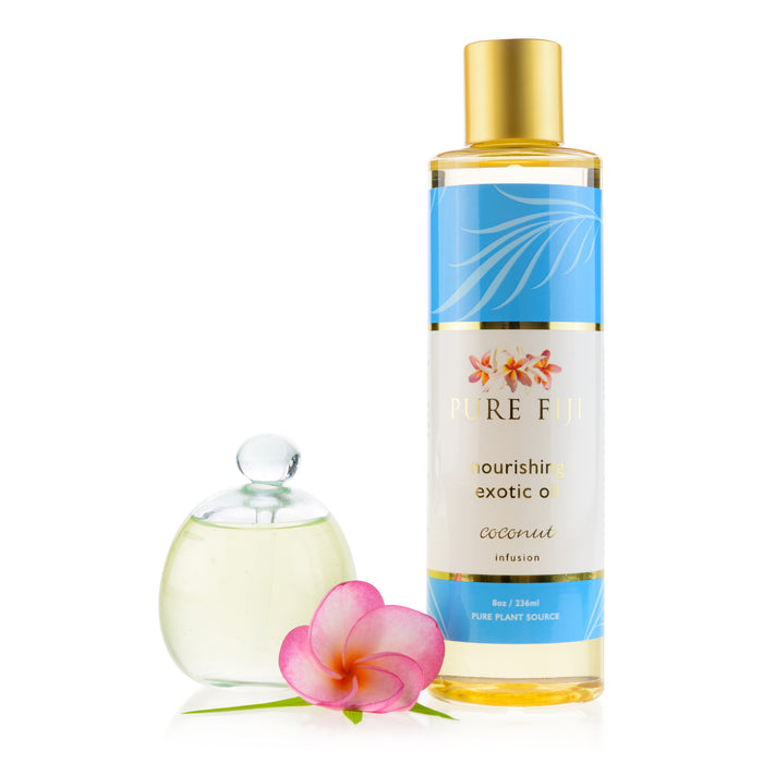 Exotic Bath and Body Oil 235ml
