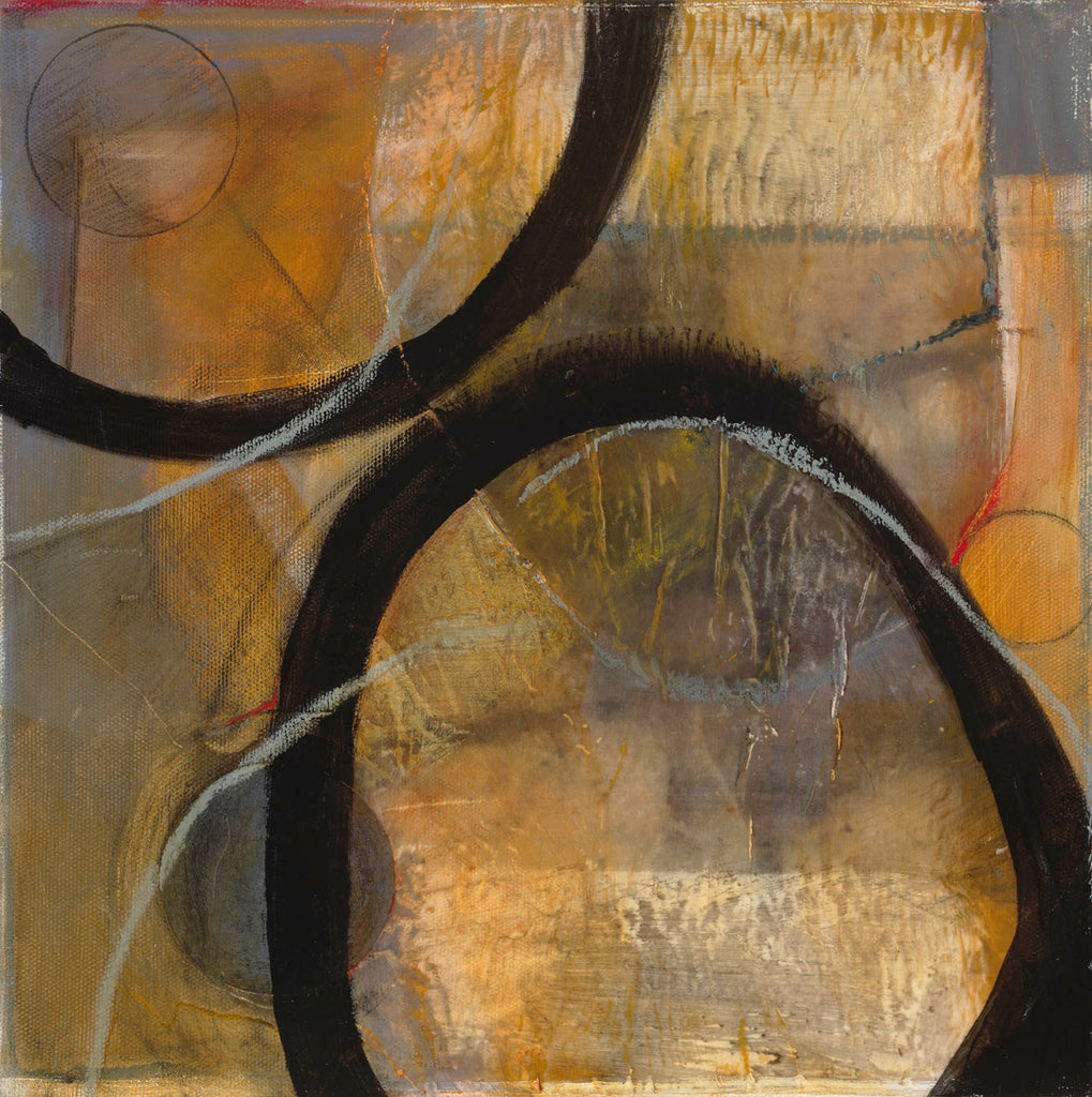 Emerging Life - Mandy-Bankson - colorful contemporary abstract paintings and archival prints