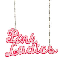 Erstwilder Pink Ladies Necklace