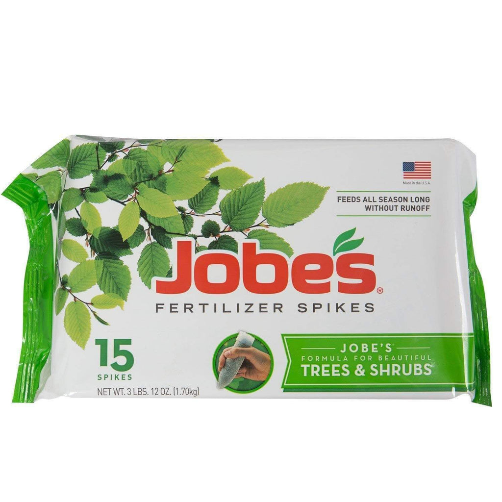 Jobe's Lawn & Patio 15 Tree Fertilizer Spikes 16-4-4