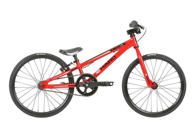 2019 Haro Annex Micro Mini 16.75 TT Race Red Race BMX