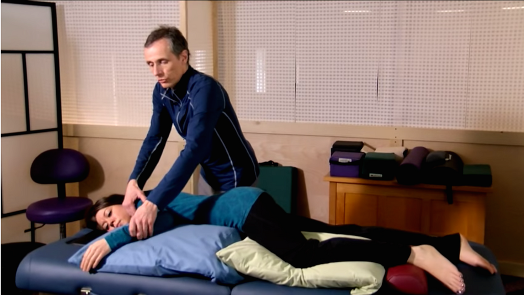 3/4 Prone Position During Massage Therapy - Achieve The Right One